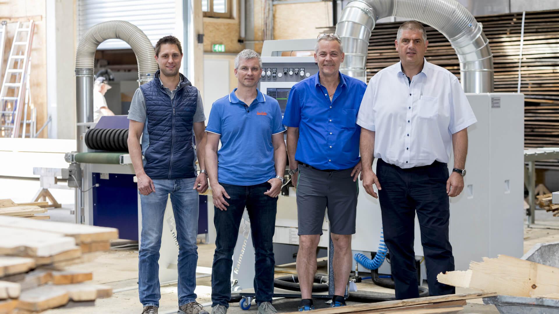 Team-Holzbau